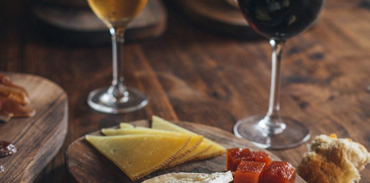 wine and cheese barcelona restaurant